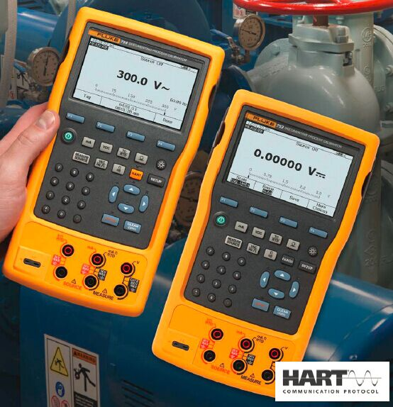 FLUKE过程校准和维护测试产品